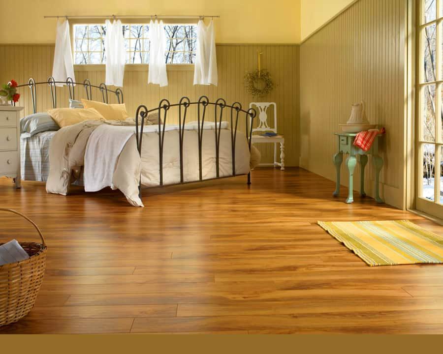 Avoid When Choosing Laminate Flooring, Yellow Laminate Flooring