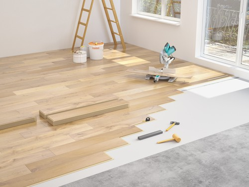 Choosing A Good Laminating Flooring